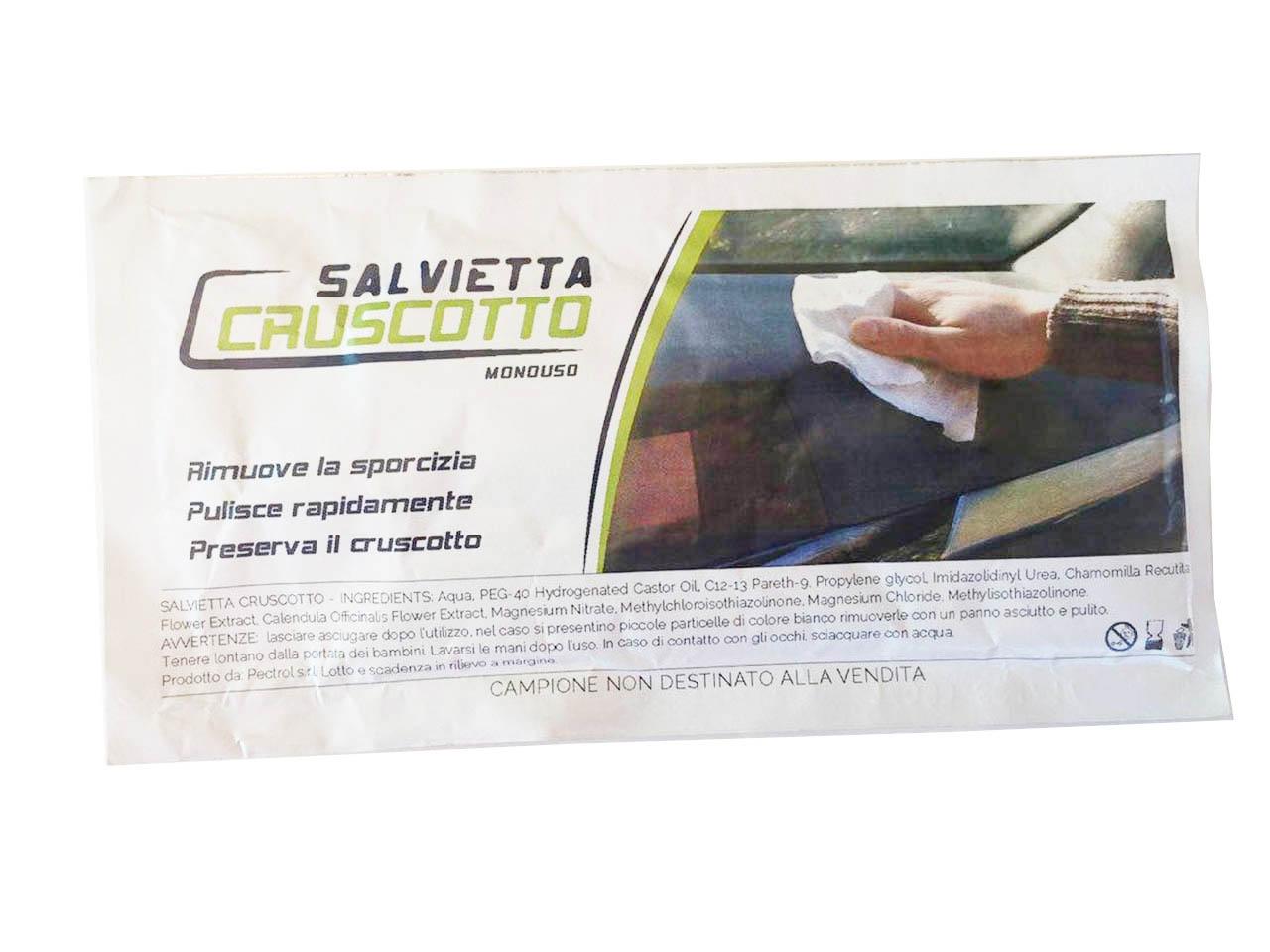 Salviette personalizzabili – Cruscotto