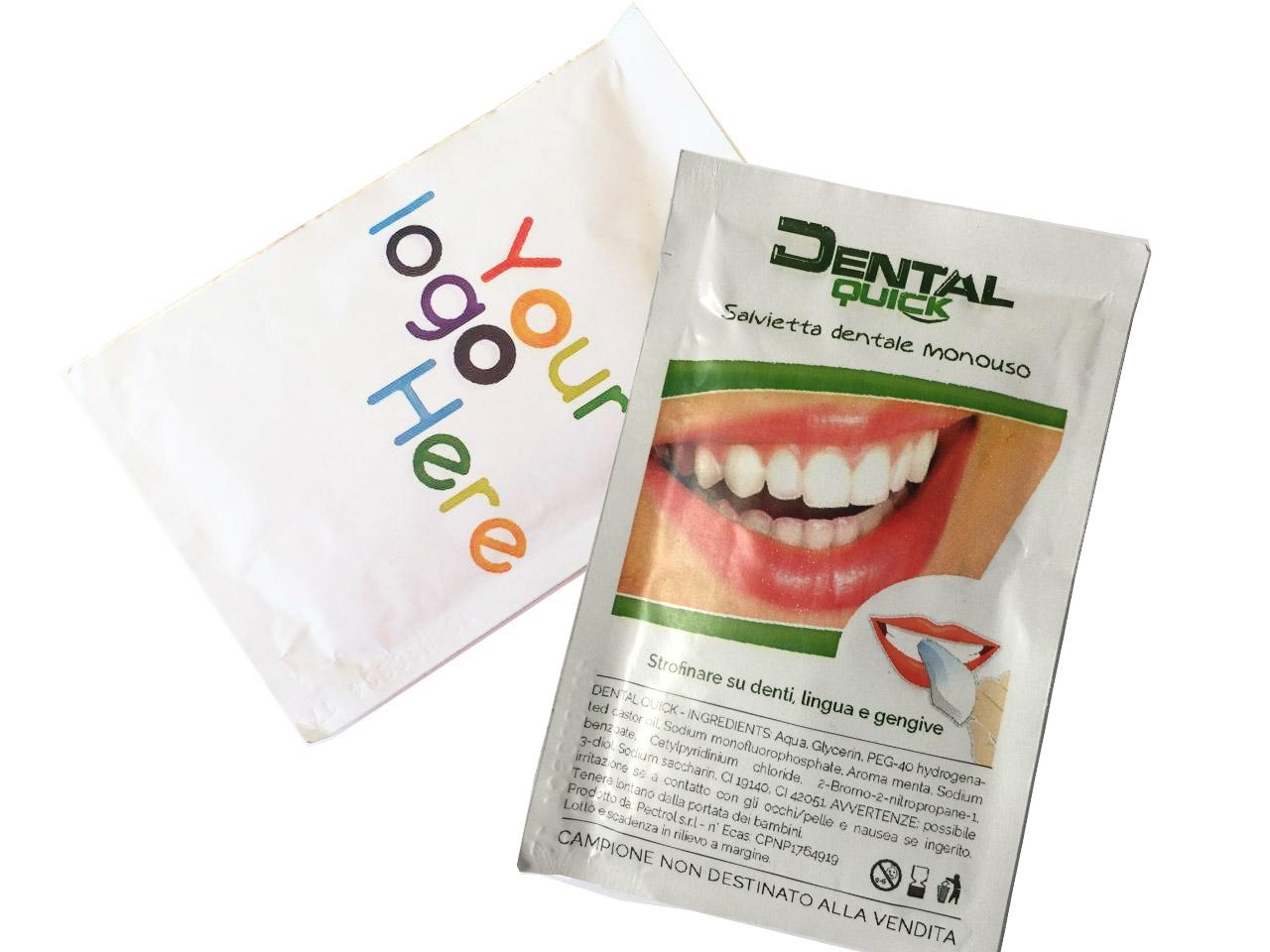 Salviette personalizzabili – Dentale